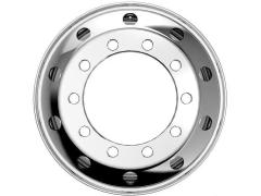 铝合金车轮的五大成型工艺过程,涨姿势!