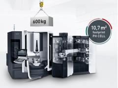 DMG MORI 2020弗朗顿开放参观日:多达40盘位的模块化自动化系统