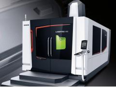 DMG MORI 2020弗朗顿开放参观日:最快速度的XXL级大型模具的激光表面纹理加工机床