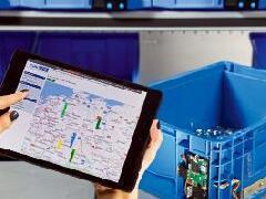 通过IoT平台实现周转箱之间的通讯