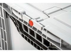 可重复使用周转箱的碳排放量优势