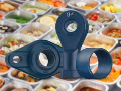 清洁、安全、可检测:可与食品接触的新型igus耐磨工程塑料